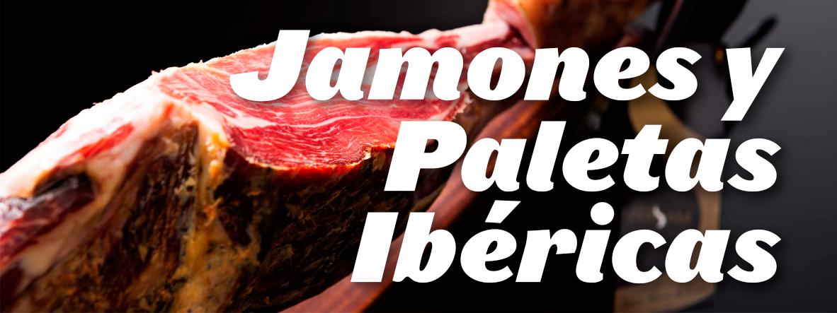 Jamones y Paletas Ibéricas