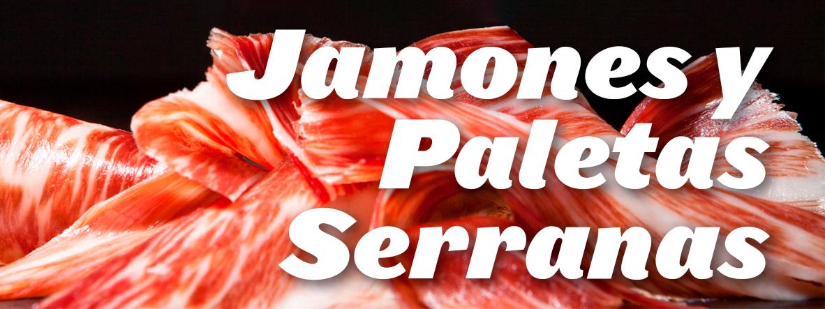Jamones y Paletas Serranas