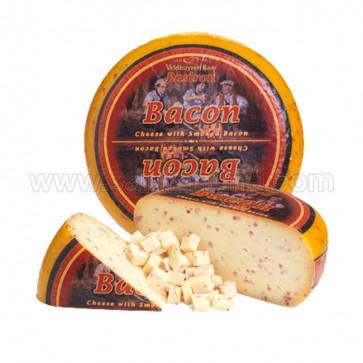 QUESO GOUDA BACON BASIRON (HOLANDA) 500 GR.