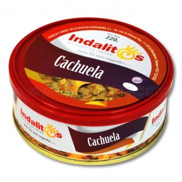 INDALITOS CACHUELA 220grs