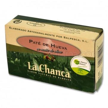 PATE DE HUEVA LA CHANCA 125 GR.