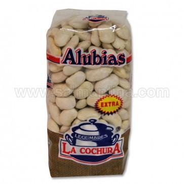 ALUBIA FABADA LA COCHURA 500 KG.