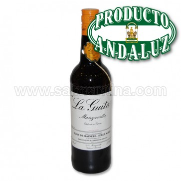 MANZANILLA LA GUITA 750 ML.