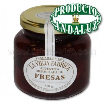MERMELADA DE FRESA LA VIEJA FABRICA 350 GR.