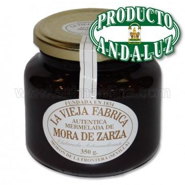 MERMELADA DE MORA DE ZARZA LA VIEJA FABRICA 350 GR.