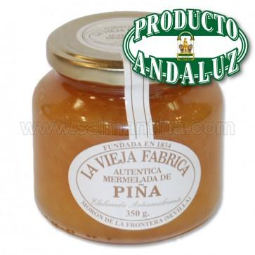 MERMELADA DE PIÑA LA VIEJA FABRICA 350 GR.