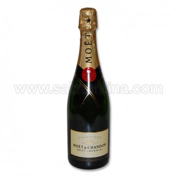 CHAMPAGNE MOET & CHANDON 750 ML.