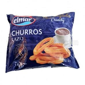 """CHURROS LAZO  """" EL MAR"""""""