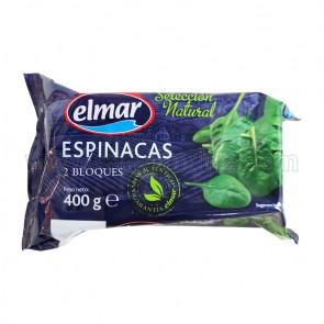 "ESPINACAS 2 BLOQUES  "" EL MAR"""