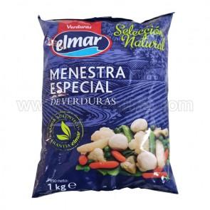 """MENESTRA ESPECIAL DE VERDURAS """" EL MAR"""""""
