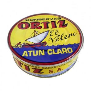 """ATÚN CLARO EL VELERO """"ORTIZ"""""""