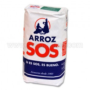 ARROZ SOS 1KG.