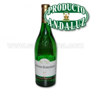 VINO BLANCO ANTONIO BARBADILLO 750 ML.