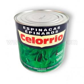 ESPINACAS CELORRIO. 2,5 KG
