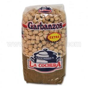 GARBANZOS LA COCHURA 500 KG.