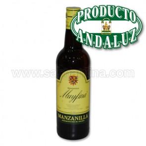 MANZANILLA MUY FINA 750 ML.