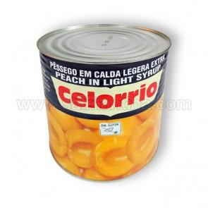 MELOCOTÓN EN ALMIBAR CELORRIO. 2,65 KG