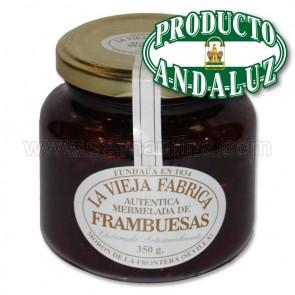MERMELADA DE FRAMBUESA LA VIEJA FABRICA 350 GR.