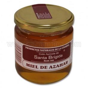 MIEL DE AZAHAR SANTA BRÍGIDA 400 GR.
