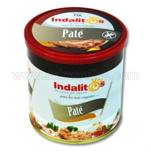 INDALITOS PATE 750grs