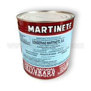 TOMATE NATURAL TRITURADO MARTINETE. 2,5 KG