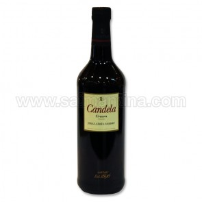VINO DULCE CREAM CANDELA 750 ML.