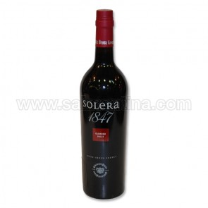 VINO OLOROSO DULCE SOLERA 1847 750 ML.