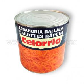ZANAHORIA RALLADA CELORRIO. 2,5 KG